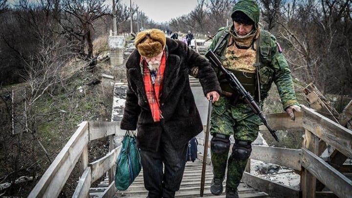 Рис. 2. Поездки за пенсиями в Украину – тяжелое испытание