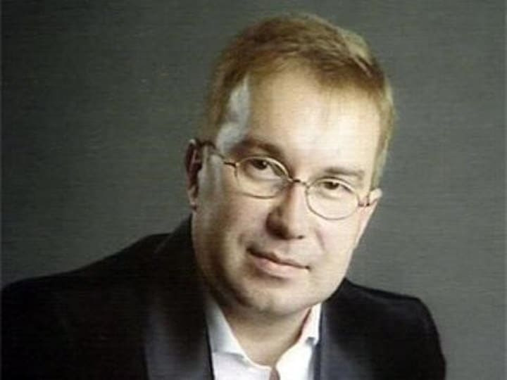 Рис. 3. Александр Польщенко