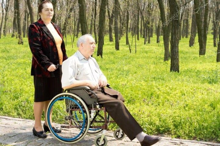 Рис. 3. Инвалид-супруг признается иждивенцем