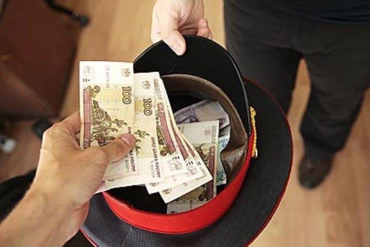 Рис. 3. Прибавки силовикам незначительно отражаются на росте пенсионного обеспечения