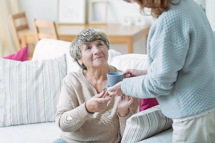 Рис. 4. Пособие по уходу не зависит от типа выплачиваемой пенсии