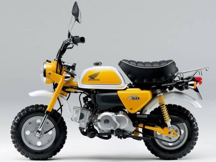Рис. 5. Honda Monkey z50