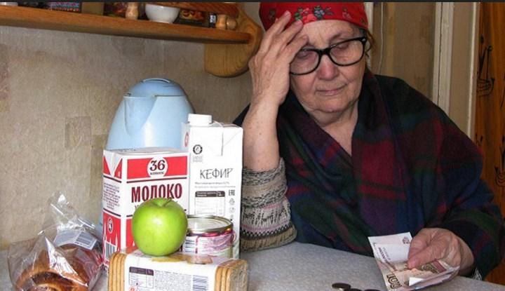 Рис. 7. Пенсионер и пенсия