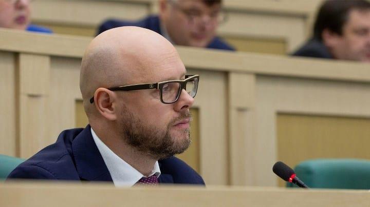 Рисунок 1. Сенатор А.В. Беляков до получения полномочий в Совете Федерации являлся депутатом Госдумы