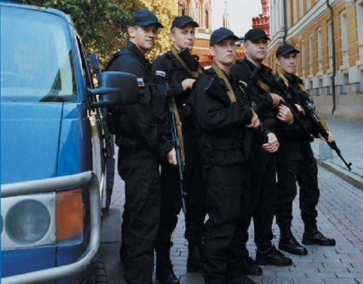 Рисунок 1. Сотрудники ФСО в обязательном порядке проверяют любого соискателя на вакантные должности Кремля