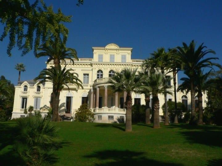 Рисунок 2. Villa Rothschild в Каннах