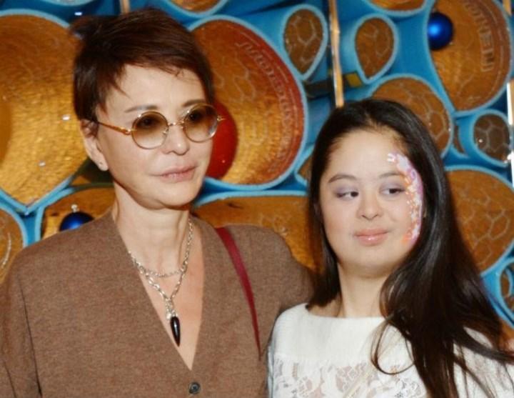 Рисунок 3. Ирина Муцуовна с дочерью Марией