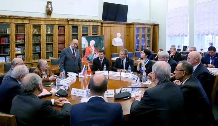 Заседание Центральной приемной комиссии