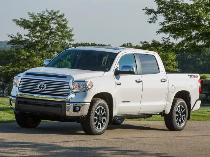 Toyota tundra crewmax limited 2