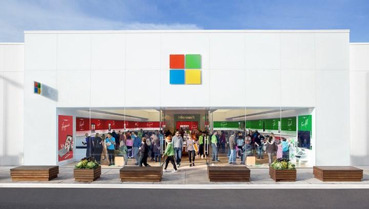Фирменный магазин Microsoft