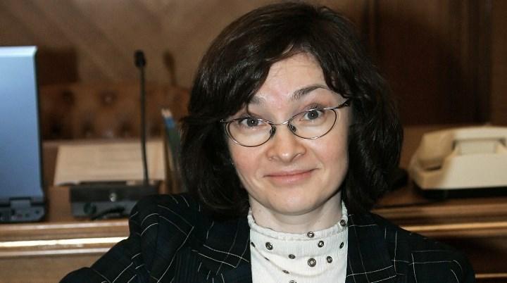 Фото 1 Председатель ЦБ РФ отличается лаконичным стилем