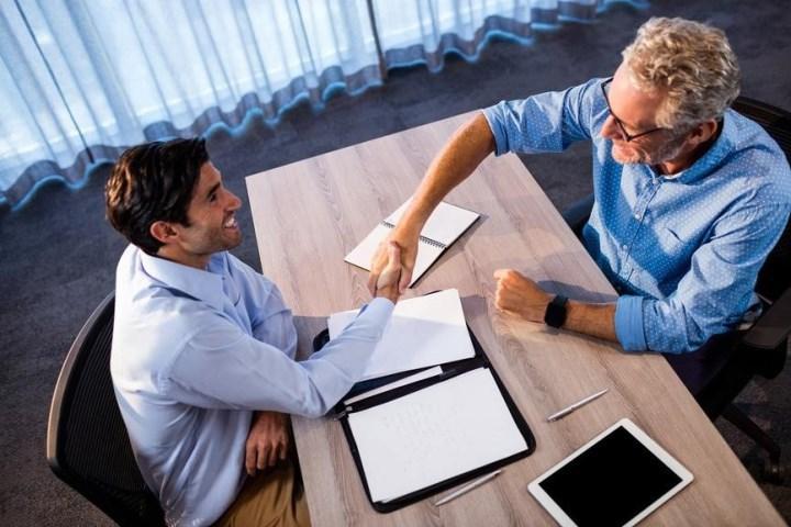 Рис. 2. Не исключены случаи смены трудовой деятельности перед пенсией