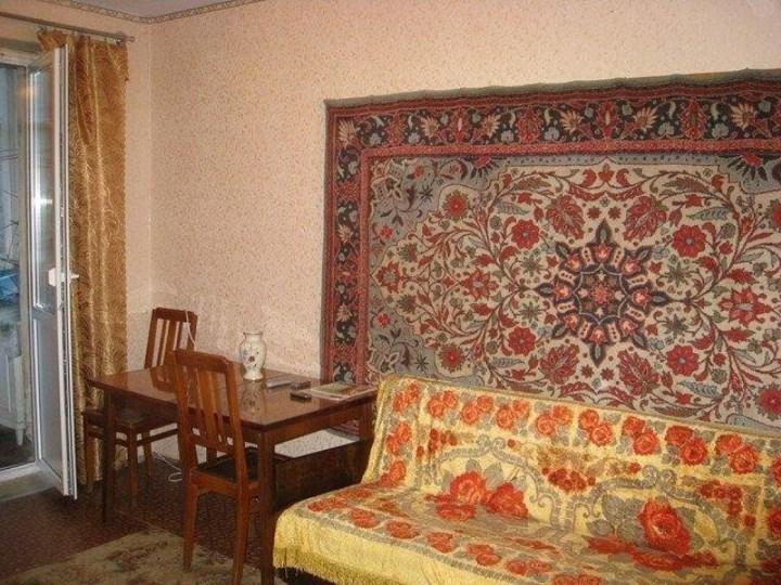 Рис. 2. Обстановка в обычной квартире 90-х