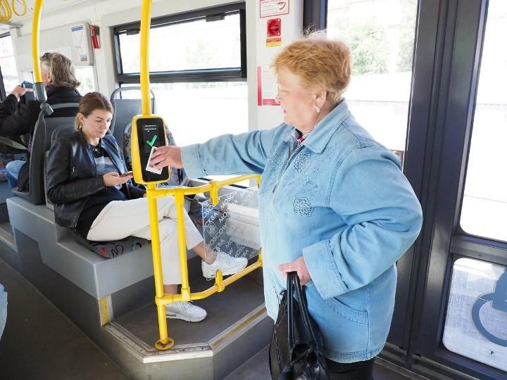 Рис. 2. Решение о бесплатном проезде принимается на местном уровне