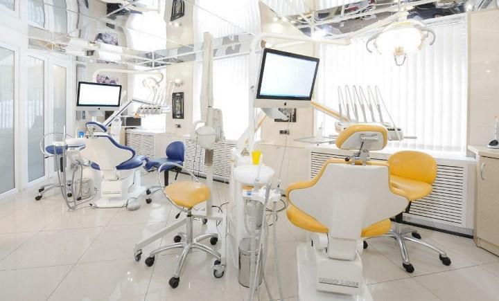 Рис. 2. Стоматологический кабинет в государственной больнице в Италии