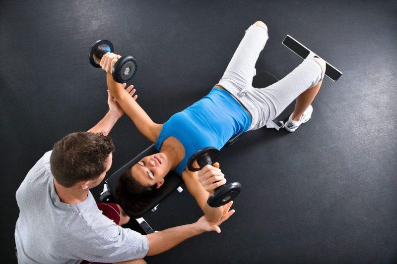 Рис. 3. Персональный фитнес-тренер