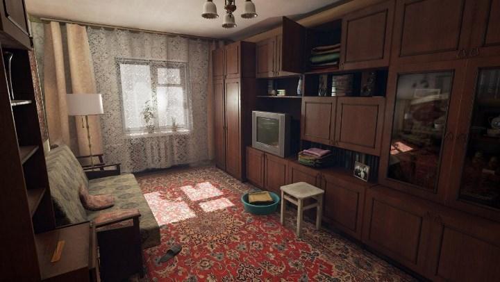 Рис. 3. Типичная московская квартира 90-х