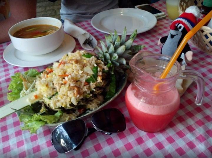 Рис. 4. Незабываемая таиландская кухня