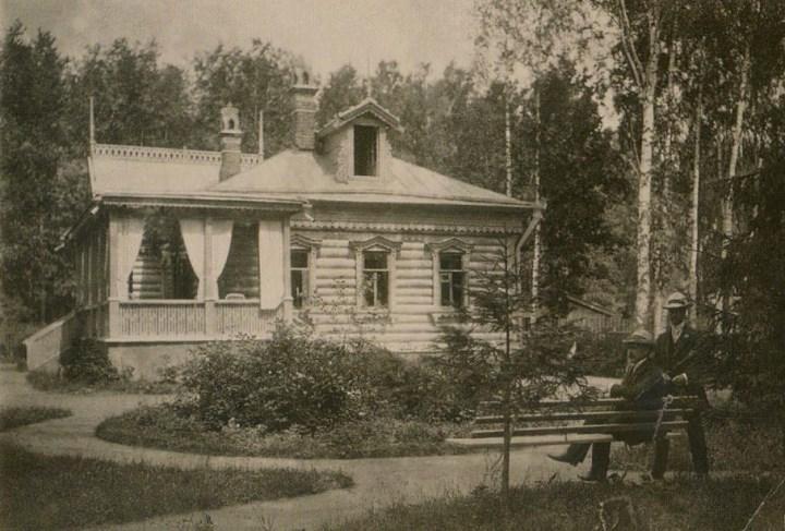 Рис. 5. Дачный домик
