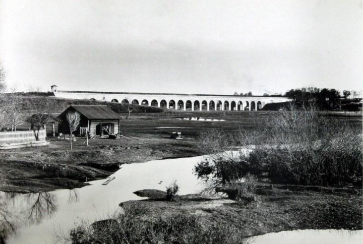 Рис. 6. Акведук через Яузу, построенный в 18 веке