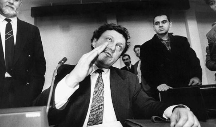 уход с поста вице премьер-министра, 1991 г