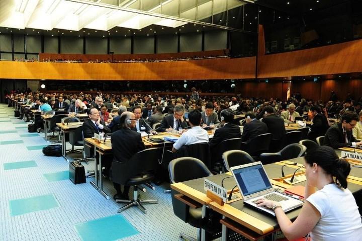 World Trade Organization from Switzerland
