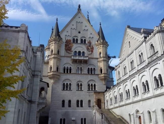 Фото: Замок Нойшванштайн, Германия
