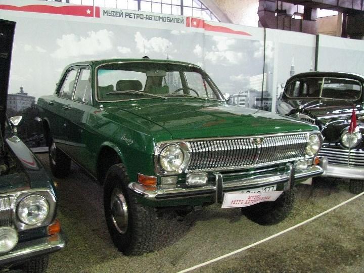 ГАЗ-24-95 из коллекции