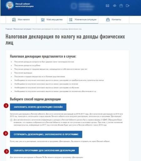 Скриншот с nalog.ru