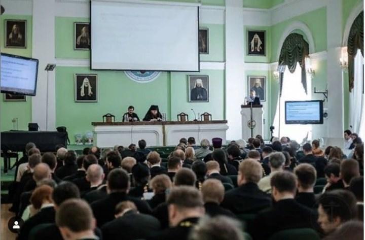преподаватели Тульской духовной семинарии