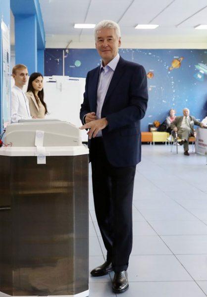 Выборы в Мосгордуму, 2019 г