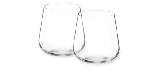 Низкие бокалы