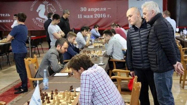 командный чемпионат России в Сочи, 2016 г.