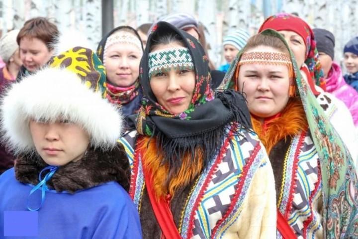 Фото: манси (устаревшее — вогулы) — коренное население Югры