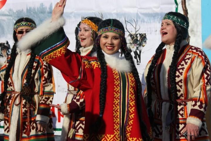 Фото: ненцы, Ямало-Ненецкий АО