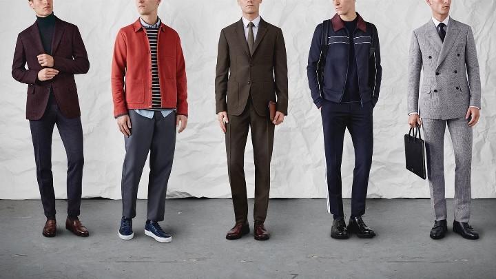 Фото: образцы дресс-кода для мужчин