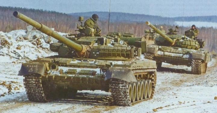 Танк-Т72