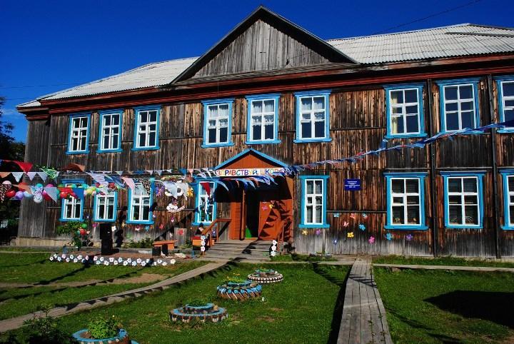 школа в селе