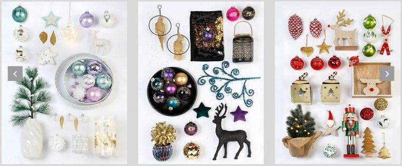 Скриншот каталога 2019 nge-glas.de (Inge's Christmas Décor)