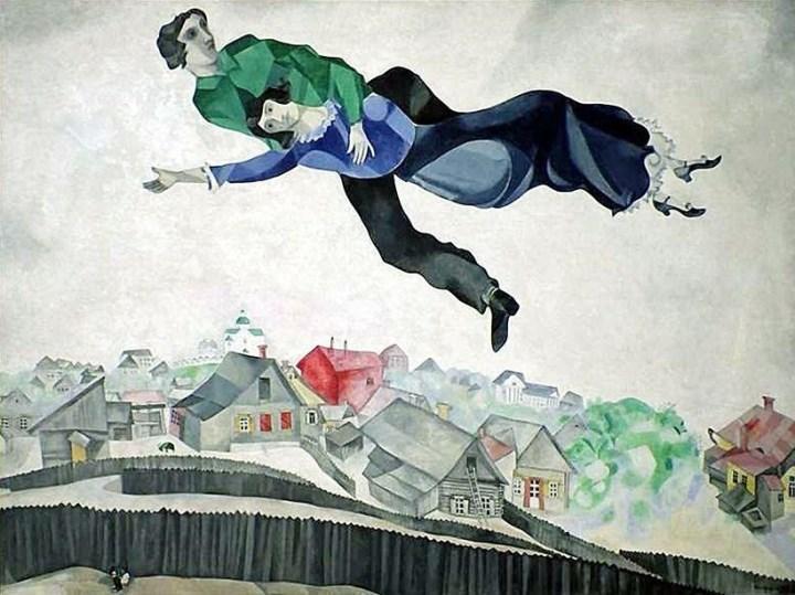 2. Марк Шагал