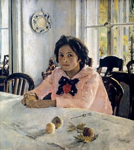 4. Валентин Серов.