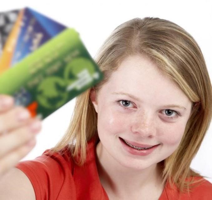 Как оформить карту сбербанка в 14 лет онлайн