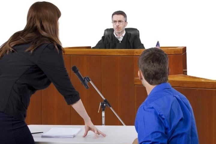 сайт юридической фирмы Bradford Legal