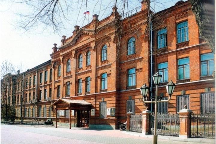 штаб ВВО в г. Хабаровск.
