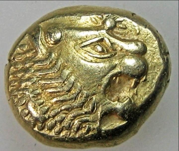 Статир – одна из первых известных монет