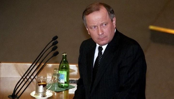 на заседании Госдумы