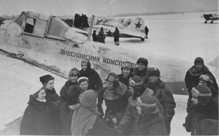 новые Ил-2 от молодежи Ярославля