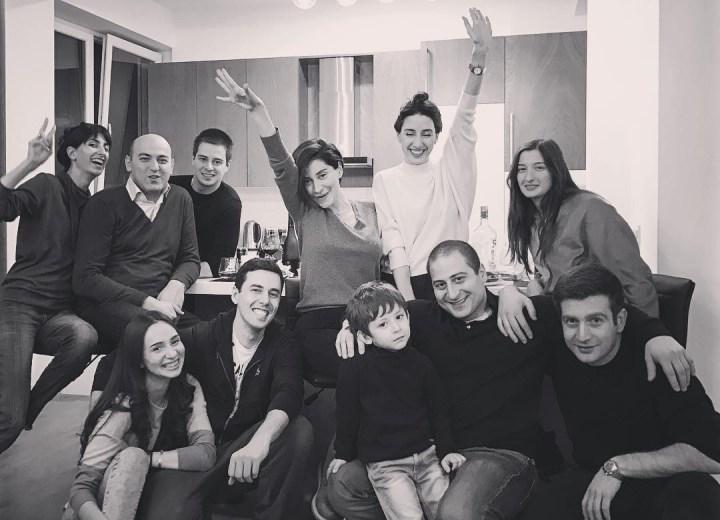 семья Паата
