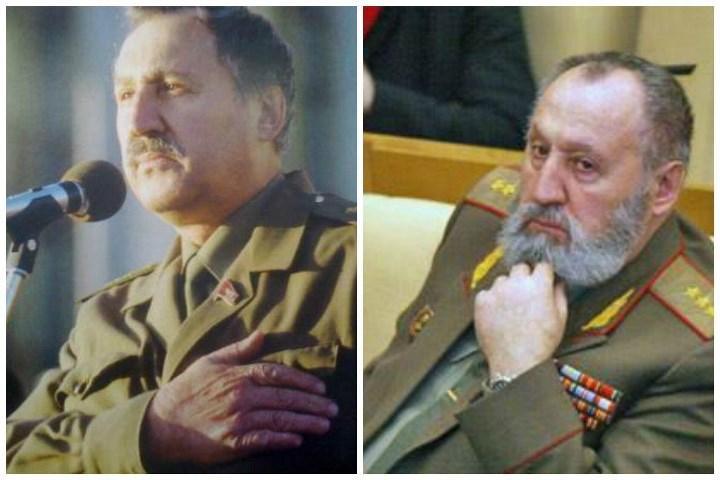 Пенсионер и «русский генерал» в отставке