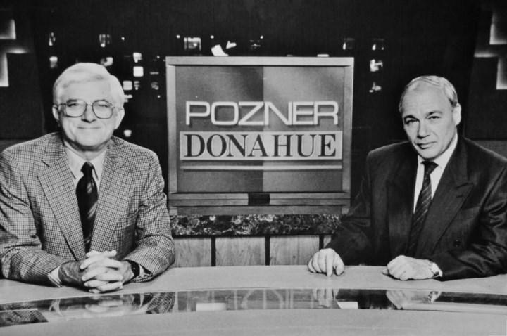 Donahue, 1990-е гг.